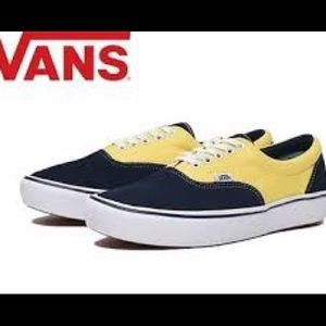 🐬 Vans ComfyCush Era Mens Shoes suede/canvas